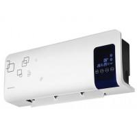 Керамична печка за стена Rohnson R-6065, 2 степени на мощност 1000/2000W, 24 часов и седмичен таймер