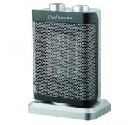 Керамична вентилаторна печка Rohnson R-8063, Температурен регулатор, Мощност 1500W