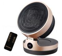 3в1 Вентилатор, конвектор и вентилатор за горещ въздух Rohnson R-8070, Иновативен дизайн, Mощна и тиха работа