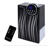 Овлажнител Rohnson R-9507B, 450 мл/ч, Резервоар 4.5 л, LED дисплей, Таймер, Арома дифузер, Регулиран...