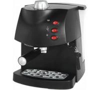 Кафемашина Rohnson Rohnson R-973, 15 бара италианска помпа, Двоен филтър за перфектен каймак