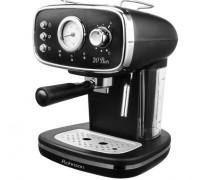 Кафемашина за еспресо Rohnson R-985, 20 бара помпа, Двоен филтър за перфектен каймак