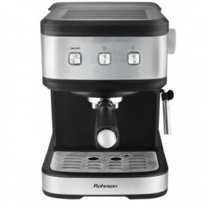 Кафемашина Rohnson R-987, 20 бара, подарък Lavazza Мляно кафе crema e gusto 250 гр., Подвижен прозра...