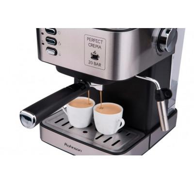 Кафемашина Rohnson R-982, 850W, 20 бара, Перфектен каймак