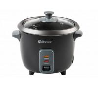 Уред за готвене на ориз Rohnson RC-12, Мощност 300 W, Вместимост: 0,6 литра-за варене на 450 гр.ориз