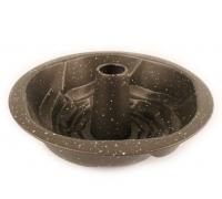 Форма за кекс RIV 2627-8, 22.5х7.0 см, Незалепващо покритие, Кафяв