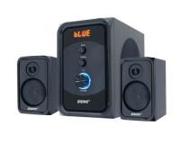 Аудио система Elekom RS-117BA, Дистанционно, 10W + 2x3W, USB/ TF/ FM/ Bluetooth