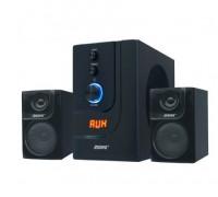 Аудио система Elekom RS-118BA, Дистанционно, 10W + 2x3W, USB/ TF/ FM/ Bluetooth