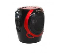 Радио Rising RS-577, С възможност за свързване на тонколони, Щипка за колан, Вход за микрофон, LED ф...