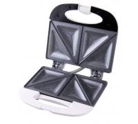Тостер за сандвичи с мраморно покритие SAPIR SP 1442 AFM, 750W, Триъгълни плочи, Бял