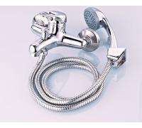 Смесител за баня SAPIR SP 7100 AZ2F, Хром, Хоризонтален