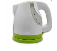 Електрическа кана SAPIR SP 1230 CZ, 2200 W, 1.6 литра, Бял/Зелен