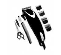 Машинка за подстригване SAPIR SP 1810 U, 9 W, Черен/Сребрист