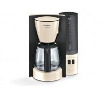 Кафе машина Bosch TKA6A047, 1.2 л, Селектор на аромата, Противокапкова система, Автоматично изключва...