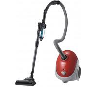 Прахосмукачка Samsung VCC52U6V3R/BOL Vacuum Cleaner, 750W, Suction Power 200W, С торбичка, Телескопи...