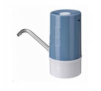 Електрическа помпа за вода SAPIR SP 2013 C, Презареждаема с USB, Бутилки до 11 литра, Син