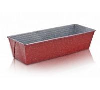 Форма за печене на хляб и козунак ZEPHYR Red Passion ZP 1223 EF, 30.5 см, Мраморно покритие, Червена