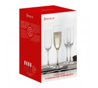 Чаша за шампанско Spiegelau Vino Grande 4510275 178ml, 4 броя