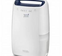 Обезвлажнител за въздух Delonghi DEX 12 AriaDry, За стаи до (m³): 55, Електронно устройство против з...