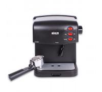 Еспресо машина Muhler MCM-1585, 850W, 15 Bar, Подвижна дюза за пара за капучино, Двоен метален филтър за перфектен каймак