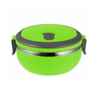 Термо Кутия за пренос на храна Elekom  EK-GH1 неръждаема стомана, 1 отделение, избор от три цвята