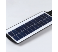 Външна Соларна Лампа Elekom ЕК-YT120, 2 режима, 120 W и Дистанционно управление