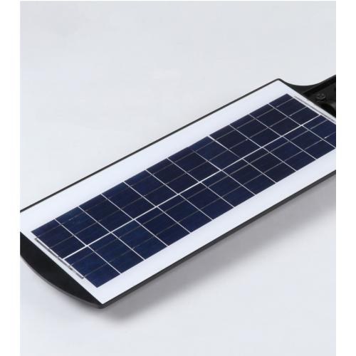 Външна Соларна Лампа Elekom ЕК-YT30, 30 W, 2 режима и Дистанционно управление