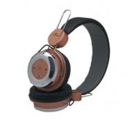 Безжични слушалки Elekom EK-1008, Букса: 3,5 мм, Вграден FM тунер/ TF четец, 85 db, Bluetooth