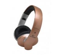 Безжични слушалки Elekom EK-1020, Букса: 3,5 мм, Вграден FM тунер/ TF четец, 85 db, Bluetooth