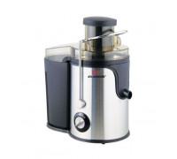 Сокоизстисквачка Elekom ЕК-500, 600W, Корпус и филтър от неръждаема стомана, Заключваща система за б...