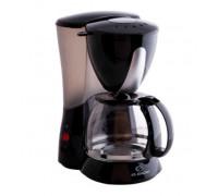 Кафемашина за шварц кафе Elekom EK-618 N, 800 W, Филтър за многократна употреба, Огнеупорна стъклена кана