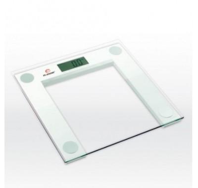 Кантар за тегло Elekom ЕК-938, Капацитет: 150 кг, Автоматично изключване, Индикация за изтощена батерия, Деления: през 0,1кг