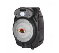 Преносима тонколона Elekom EK-A6, MP3, Ехо + звук контрол, LED Осветление, USB