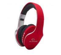 Безжични слушалки Elekom EK-P18, Букса: 3,5 мм, Вграден FM тунер/ TF четец, 85 db, Bluetooth