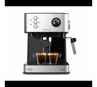 Еспресо кафемашина Cecotec 1556 Espresso 20 Profetional, Налягане 20 бара и мощност 850 W за перфектен каймак
