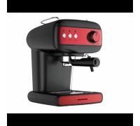 Еспресо машина Heinner HEM-1100BKRD, Мощност: 850 W, Налягане: 15 bar и Подвижен воден резервоар