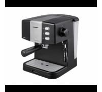 Еспресо машина Heinner HEM-850BKSL, Мощност: 850 W, Налягане: 15 bar и защита против прегряване