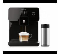 Кафеавтомат Cecotec Power Matic-ccino 8000 Touch Serie Nera, Налягане 19 бара и мощност 1400 W
