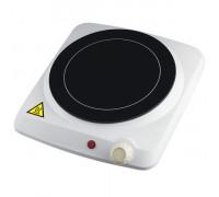 Котлон Керамичен MUHLER MHP-1200W, 1250W, Стъклокерамична плоча, Термостат, Индикаторна лампа