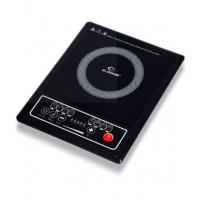 Индукционен котлон Еlekom ЕК-7140 ID, 2000W, 8 нива на мощност, Защита от деца, Автоматично изключва...