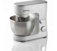 Кухненски робот Gorenje MMC700W, Мощност  700 W, Брой степени: 6, Обем на купата: 4 л