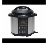 Мултикукър за готвене под налягане Heinner HPCK-6IX, 3 степени на налягане, Капацитет 4.5 л, Свалящ се съд