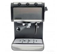 Кафемашина ORION CM4602S-GS, 15 бара, 850 W, Двоен неръждаем филтър с патентован дизайн за плътен каймак