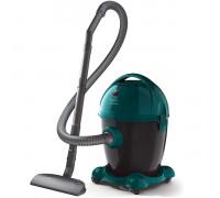 Прахосмукачка Wet&Dry CASCADA, 2000W/сухо почистване, 1200W за всмукване на течности, Зелен