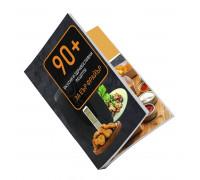 Книга 90+ вкусни и здравословни рецепти за твоя Еър Фрайър, рецепти са описани от А до Я, обяснение стъпка по стъпка