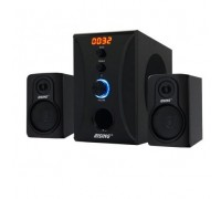 Аудио система Elekom RS-116BA, Дистанционно, 10W + 2x3W, USB/ TF/ FM/ Bluetooth