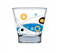 Чашa за вода Ocean Bossa Butterfly 3B0651103G0053 345ml, 3 броя