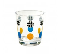 Чашa за вода Ocean Dots 3B0651103G0053 310ml, 3 броя