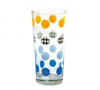 Чаша за вода Ocean Dots 3B0651503G0021 450ml, 3 броя