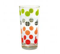 Чаша за вода Ocean Dots 3B0651503G0022 450ml, 3 броя